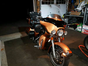 2008 Harley Electra glide ultra classic