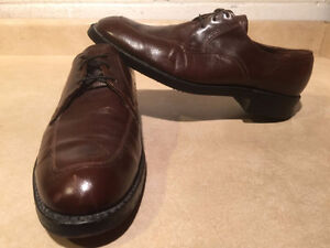 Men's The McHale Leather Dress Shoes Size 8.5 London Ontario image 1