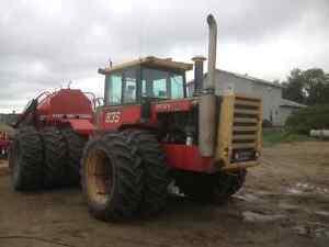 835 versatile. **New engine** with PTO