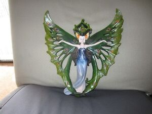Fairy art plaque