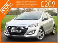 2014 Hyundai i30 1.6 CRDI Turbo Diesel Panorama SE 5 Door 6 Speed Panoramic Roof