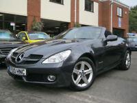 2010 10-Reg Mercedes SLK200 Sport Auto,GEN 61,000 MILES,RARE BIG SPEC!!!!!