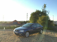 2001/51 Vauxhall Astra 1.6i 16v SXI 5 Door Hatchback Blue