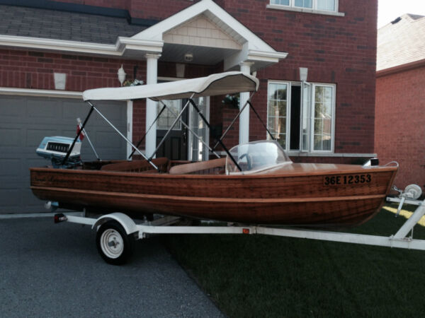 Used 1957 Other Lakefield Wooden Boat
