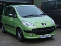 Peugeot 1007 1.4 2005MY Dolce. Only 56000 Miles. Electric doors. Remote opening.