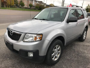 Mazda Tribute 2011 certified
