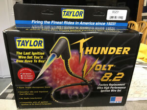 Taylor Thunder Volt 8.2 wires #83251 Universal