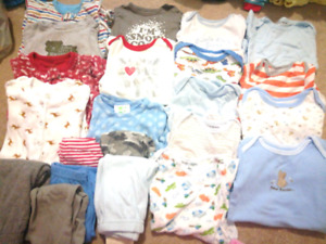 LOT Fall/Winter Baby boy brand name clothes 6-9 months