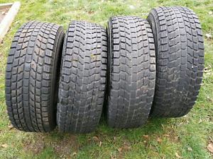 Yokohama snow tires 5x114.3
