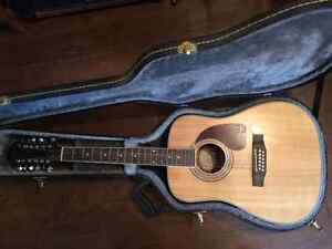 Epiphone 12 String Acoustic