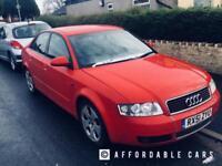 Audi A4 1.9TDI 130BHP SPORTS