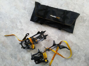 For Sale. Grivel 10 Point mountaineering crampons.  $80.00