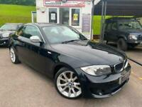 2012 BMW 1 Series 120d Exclusive Edition 2dr Step Auto   12 MONTH NATIONWIDE WAR