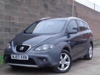 2008 Seat Altea 2.0TDI DPF Freetrack 4***LOW MILES 86K + HPI CLEAR***