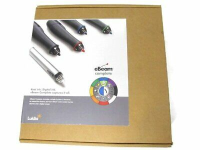 Luidia Ebeam Complete System 3 Digital Whiteboard Usb Projection 46000577