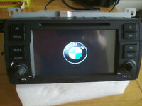 bmw m3 and 3series special fit gps bluetooth dvd