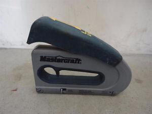 Mastercraft stapler gun London Ontario image 3