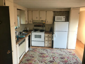 Mobile Home 14 x 72  920A Whittaker Road, Malahat, BC