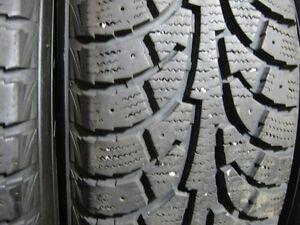 4 215 65 16 2 pneus a 10.5 2 autre a7,5/32 kingstar ws41 compati