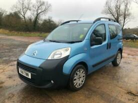 CITROEN NIMO 1.3 HDI MULTI SPACE *2 FORMER KEEPERS * PART HISTORY* LOW RATE TAX*