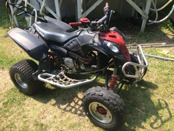 Used 2004 Polaris predator 500