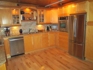 HOME FOR SALE ON THE MIRA RIVER