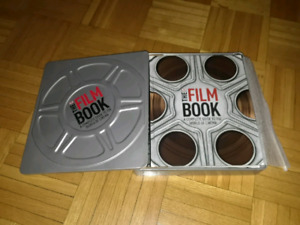 Hardcover book all about movies and film - new
