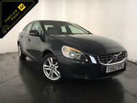 2013 VOLVO S60 SE D4 DIESEL 1 OWNER VOLVO HISTORY FINANCE PX WELCOME