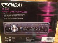 Sendai CD 889 Car Radio