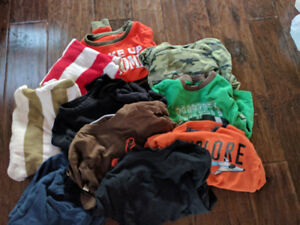 Boy clothes winter, size 5