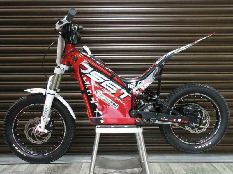 bda82d95bcd 2019 OSET 16R **EX DEMO - EXCELLENT CONDITION** USED CHILDRENS TRIALS BIKE