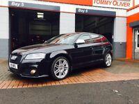 Audi A3 sport back . tdi