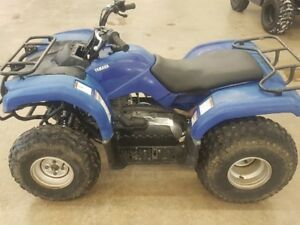 2006 125  Yamaha Grizzly- Kids Quad