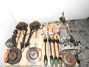JDM 6 Speed Complete Transmission Swap with Brembo Calipers, 5x1