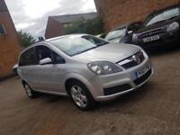 2007 Vauxhall Zafira 1.6 - 7 Seater - 3 Month Warranty