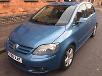 2006 Volkswagen Golf Plus 2.0TDI PD GT..LONG MOT..PRICED TO CLEAR