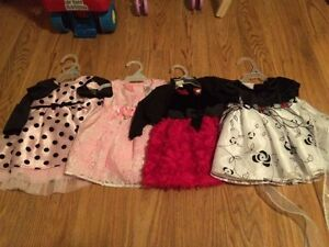 Various size girl dresses! Perfect for the holidays :) St. John's Newfoundland image 1