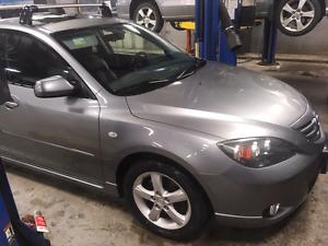 2007 Mazda 3 hackback