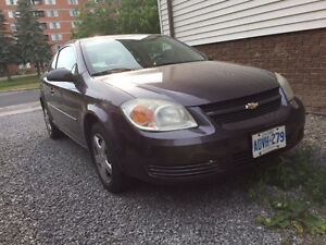 2006 Chevrolet Cobalt Coupe With Snow Tires