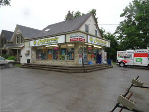 convenience store with property in London
