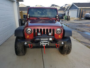 2010 JEEP WRANGLER - Trail Rated/Winter Ready