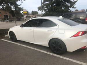 2016 Lexus IS300 AWD for sale!!!