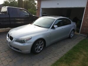 2005 BMW 545I **Reduced** Need Gone