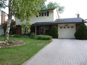 home for rent. In South Windsor very close to St Clair college