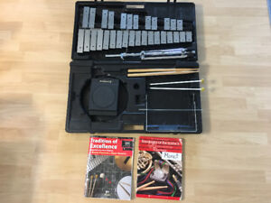 Band Instrument - Percussion Bell Kit