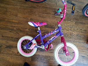 Purple Next kids bike