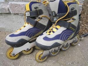 patins à roulettes