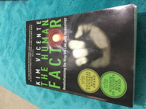 The Human Factor novel