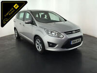 2014 FORD GRAND C-MAX ZETEC TURBO 7 SEATER 6 SPEED 1 OWNER FINANCE PX