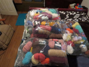 Large collection of Yarn